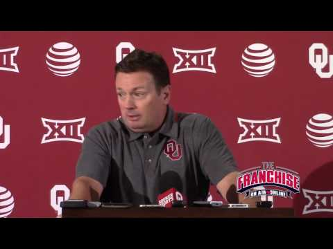 Stoops Weekly Press Conference 9/12