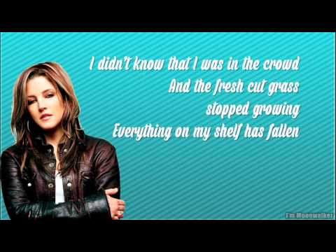 Lisa Marie Presley - Lights Out (Lyrics) ♥