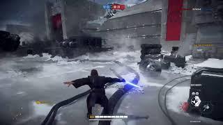 Hero vs Villans Star Wars Battlefront II