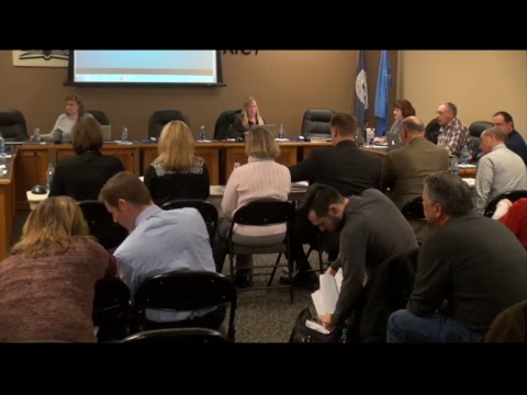 December 7, 2017 Board of Education Work Session