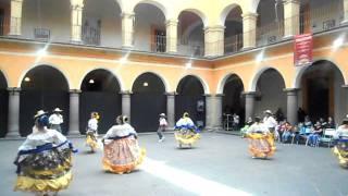 Ballet Mukila Mazo de Puebla, Barrios de Puebla