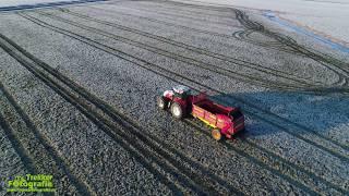 Mest 2018: Vaste mest strooien door Stuurman uit Lauwerzijl