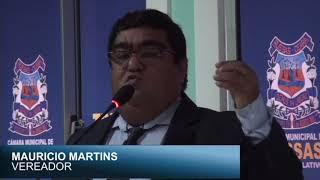Mauricio Martins Pronunciamento de Russas 03 04 18