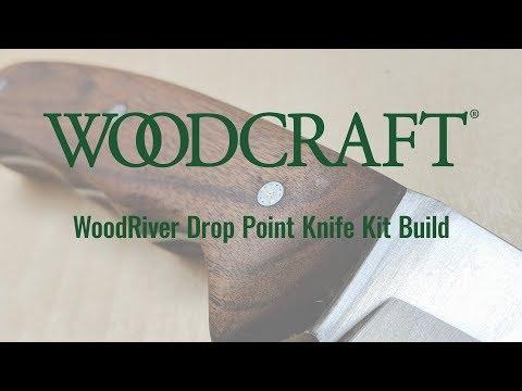 WoodRiver Knife Kit Build