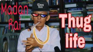 Madan Rai funny thug life! latest funny interview