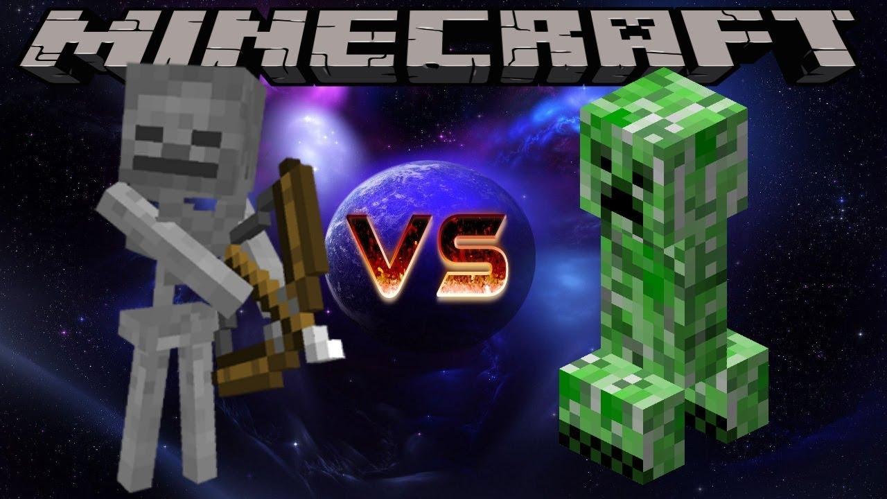 CREEPER NOOB vs CREEPER PRO no MINECRAFT !!! - YouTube