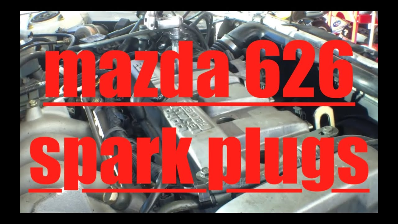 simple follow replace spark plug distributor cap rotor mazda 626 fix it angel [ 1280 x 720 Pixel ]