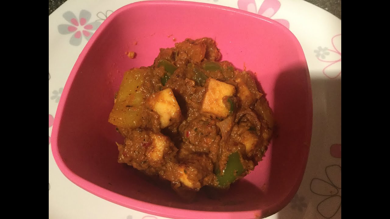 Quick and Healthy Recipes -Paneer Besan Chilla
