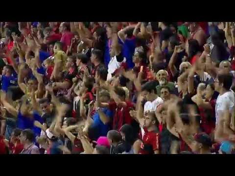Sport 1 x 0 Santos Gol Campeonato Brasileiro 2016
