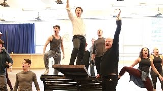 Preview Four Numbers From Broadway's Finding Neverland