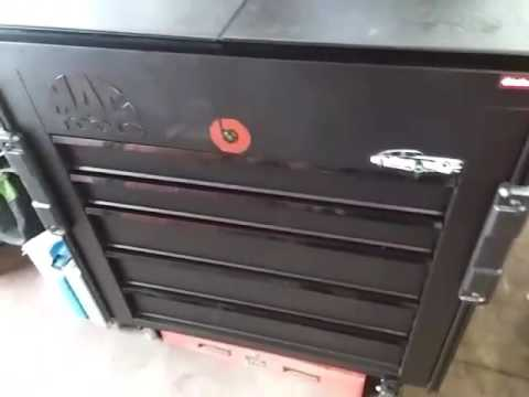 Mac tool box tour Part 1 YouTube