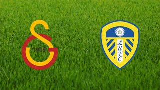 Galatasaray 2-0 Leeds United (Uefa K. 2000) Full Match