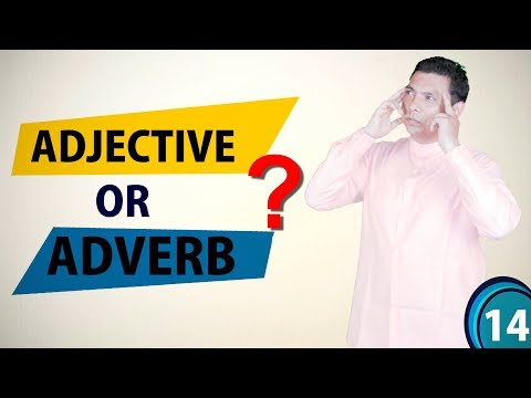 Adjectives and Adverbs - English Grammar Lesson