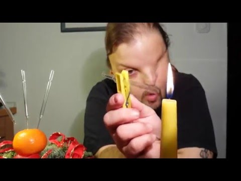 Die Chemie der Kerze