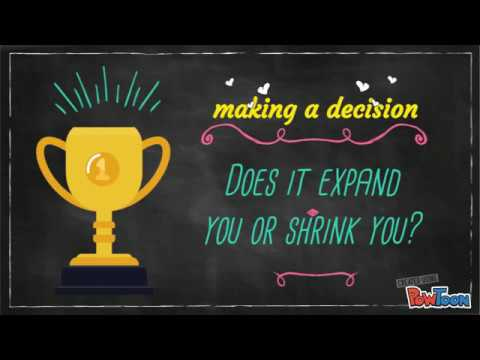 Easy tips to make a better decision