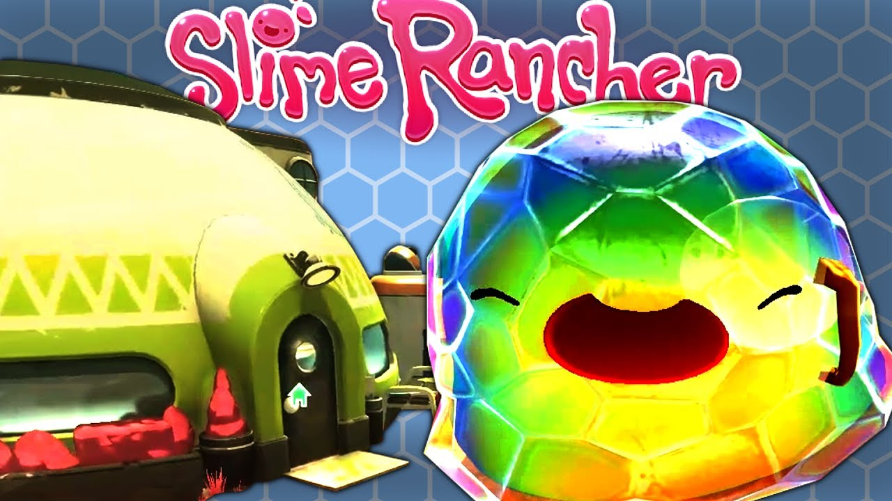 MOSIAC, TANGLE & DERVISH GORDOS ON THE RANCH! - Let's Play Slime Rancher  0 6 0 update