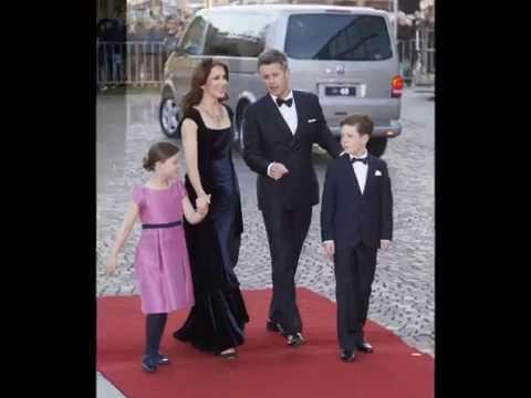 75th Birthday of Queen Margrethe II of Denmark - Danish Royal Family in Aarhus