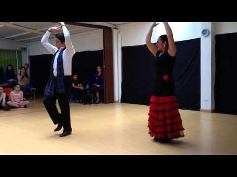 Flamenco Tirititran (Alegría)