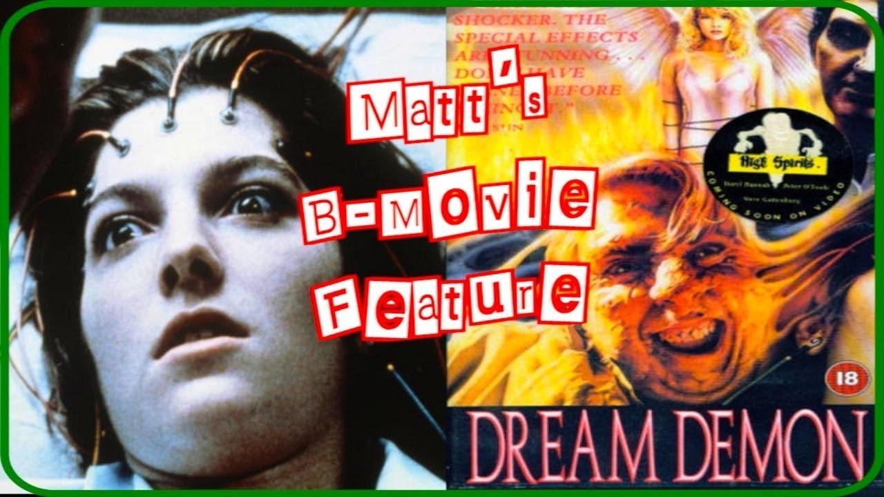 Matt's Movie Watch-Party | DREAM DEMON (1988)