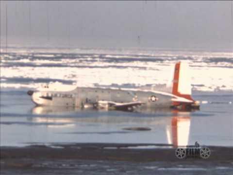 C-124 Globemaster II down in Cook Inlet