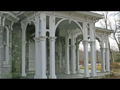 Historic Home Tour - Loch Aerie (AKA Lockwood Mansion)