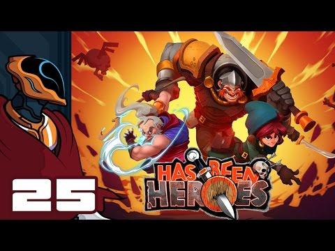 Let's Play Has-Been Heroes - Nintendo Switch Gameplay Part 25 - Never Stop Swingin