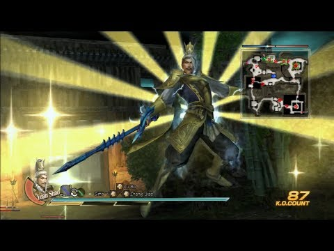 Dynasty warriors 6 empires (us) caw ability and specialty tactic.