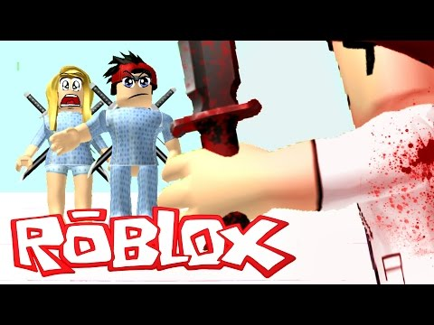 EVIL DOCTOR IS GOING TO GIVE US SURGERY?!   Roblox Roleplay Escape The Evili Surgeon