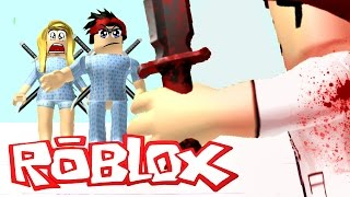 EVIL DOCTOR IS GOING TO GIVE US SURGERY?! | Roblox Roleplay Escape The Evili Surgeon