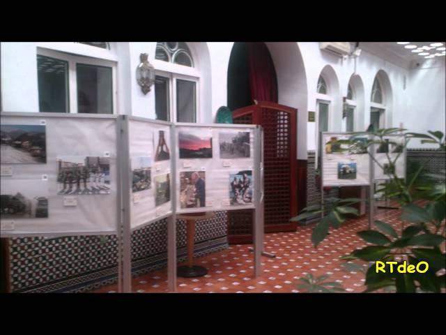 """II Exposición fotográfica """"La logística militar en Ceuta"""""""