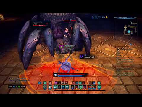 ANARCHY G13: Tera Open BETA on Xbox one W/interactive chat video 6