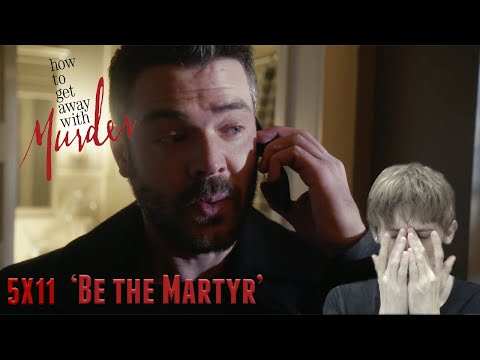 How To Get Away With Murder Season 5 Episode 11 - 'Be The Martyr' Reaction