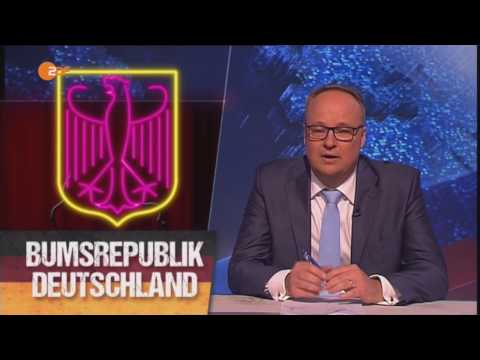 [English subtitles] Heute Show: Germany is the brothel of Europe. 6/3/2016