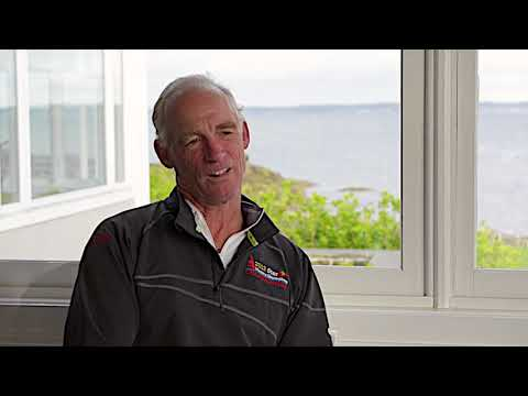Peter Becker Interview at American Yacht Club