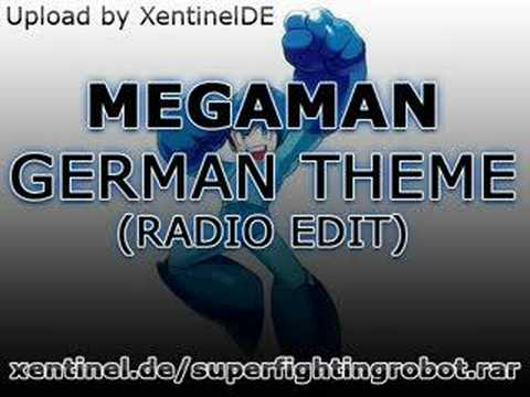 Megaman German Intro Theme (Radio Edit)