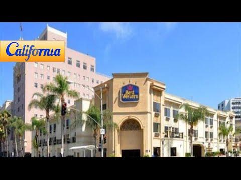 Best Western Of Long Beach Hotels California