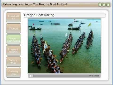 Learn Chinese Online speak Mandarin Online learn Mandarin online (002) - Dragon Boat Festival