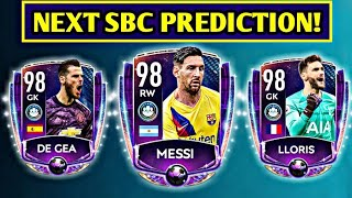 NEXT SBC PLAYER'S CONFIRMED?😨 | FIFA MOBILE 20