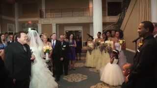 My sister Cindy's Wedding Video Edited by Joey Medina