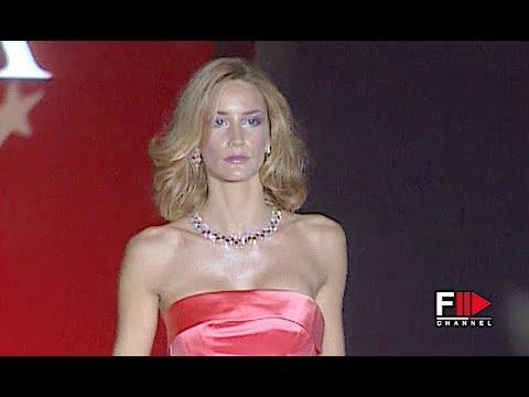 ESCADA COUTURE Spring Summer 2000 Milan - Fashion Channel