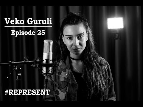 #Represent Ep. 25 - Veko Guruli [Bonnie] (prod. by HaruTune)