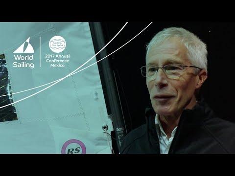 Martin Wadhams keynote speech at World Sailing Sustainability Agenda 2030 Forum