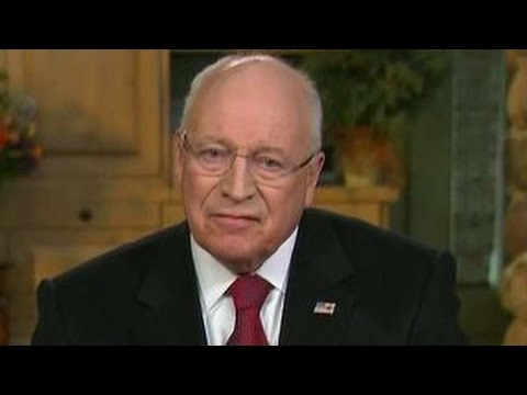 Cheney blasts Trump 9/11 claims, reflects on Scalia's legacy
