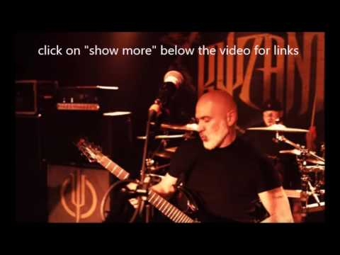 """Byzantine - The Cicada Tree - album review by RockandMetalNewz  """"very groovy and solid!"""""""