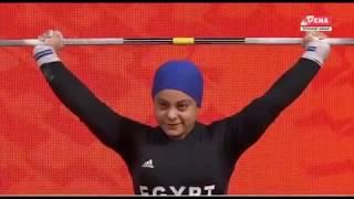 2018 World Weightlifting Championships. women 71kg \ Чемпионат мира женщины до 71кг