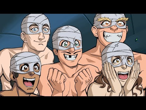 The Aquabats! Super Show! Origins - MC Bat Commander