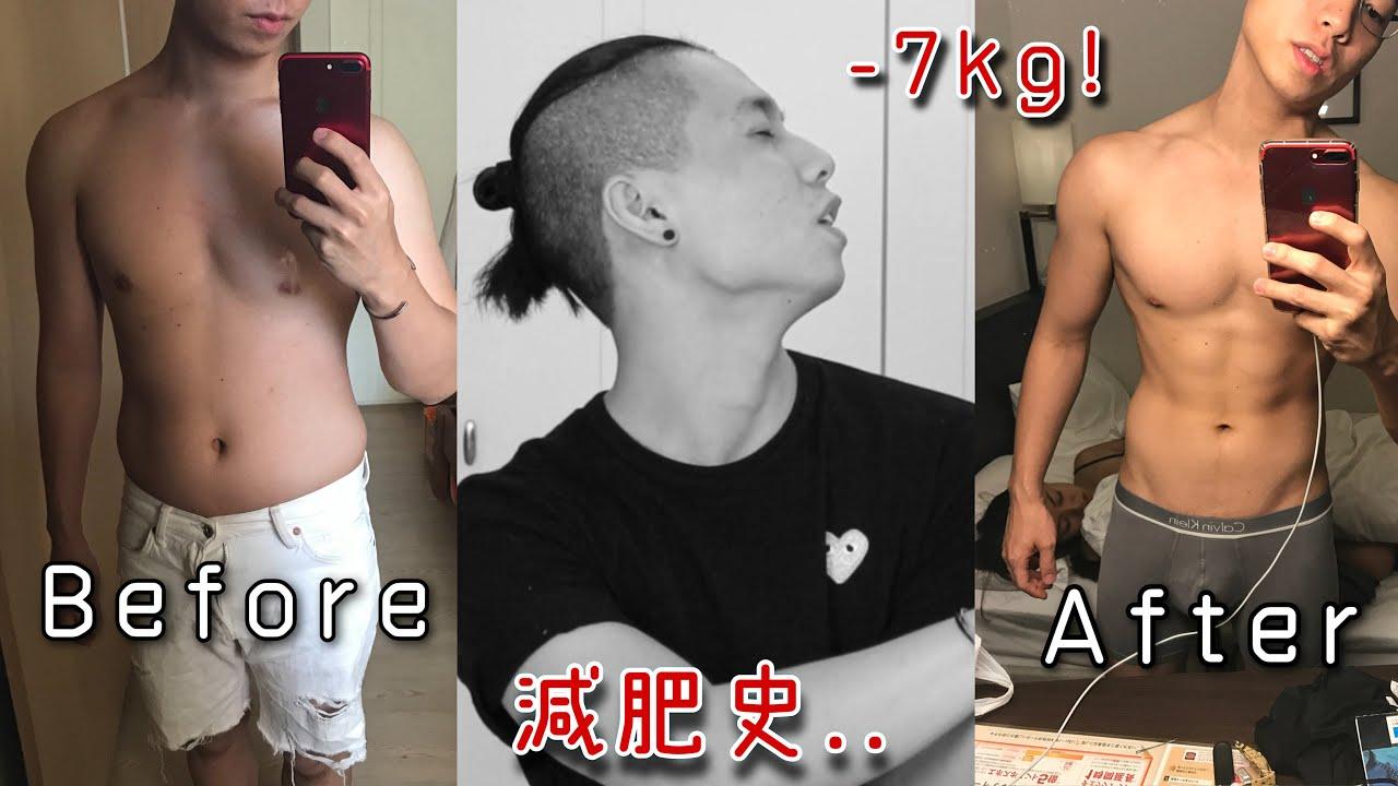 短期內甩開7公斤的肥肉!!復胖風險零的減肥方法🤔|Megan也明顯見效!!🔥|我的減肥史🥗