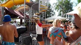 Пенная вечеринка Asrin Beach Hotel 4 Турция