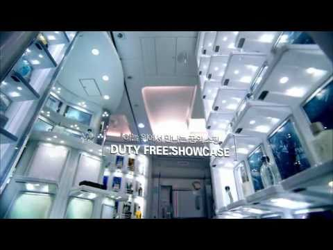 Korean Air A380 - First Class & Duty Free Showcase