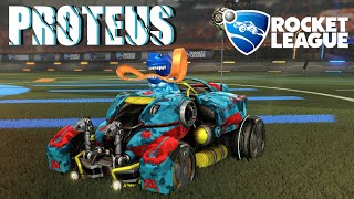 Preteus | Underpass Field | Car Preview | Rocket League